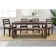 See Details - Fall River Obsidian Dining Set, HC4895S01