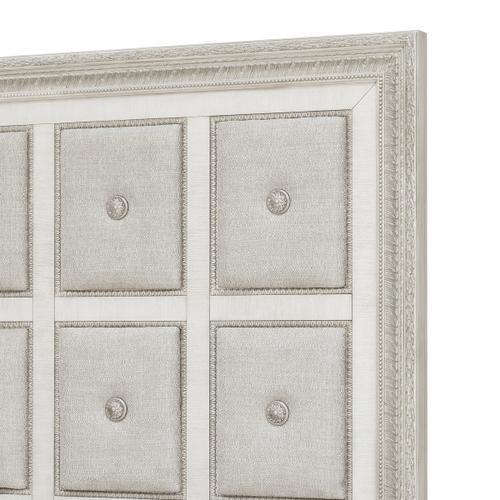 Pulaski Furniture - Camila Queen Upholstered Headboard