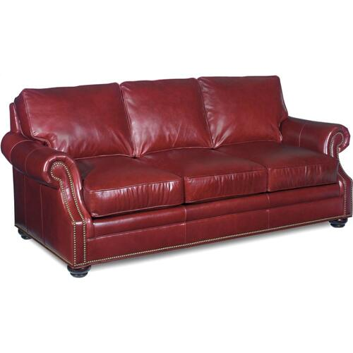Premier Collection - Warner Leather Sofa