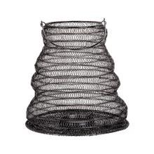 Everly Hanging Lantern(Lg), Black