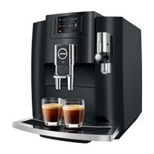 View Product - Automatic Coffee Machine, E8, Piano Black