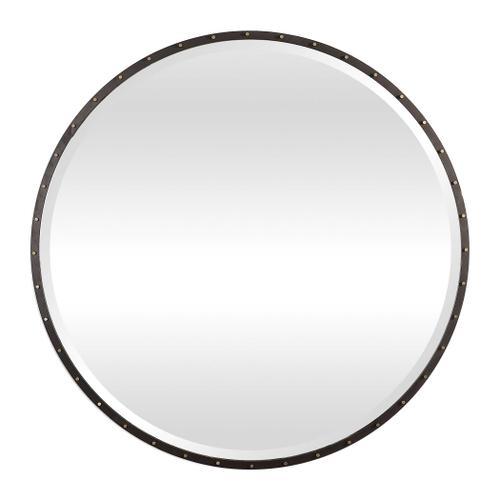 Uttermost - Benedo Round Mirror