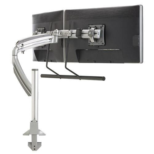 Kontour K1C Dynamic Column Mount, Dual Monitor Array