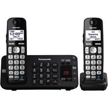 See Details - DECT 6.0 Plus Expandable Digital Cordless Answering System with 3 Handsets