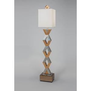 "Table Lamp 8x8x43"""