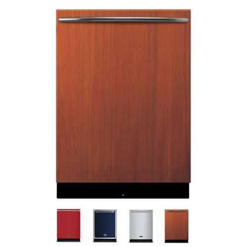 "24"" Dishwasher w/Water Softener and Optional Custom Panel - FDWU524WS 3 Door Panel Options 14 Color Finish Options"