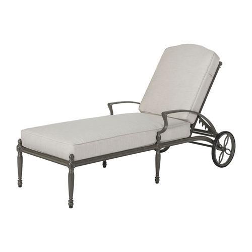 Gensun Casual Living - Bel Air Cushion Chaise Lounge