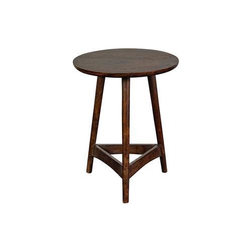 Baja Round End Table, 9565EN