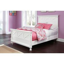 Kaslyn Queen Panel Footboard