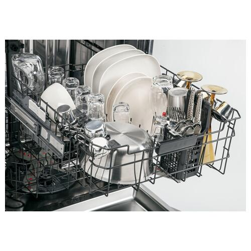 GE Cafe - GE Cafe™ Series Stainless Interior Built-In Dishwasher with Hidden Controls