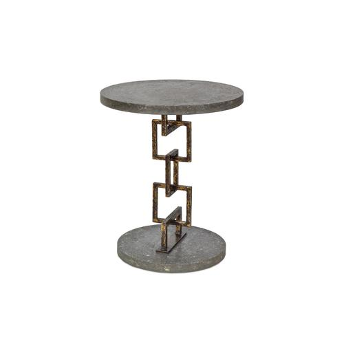 Maitland-Smith - CIRCUIT CHAIRSIDE TABLE