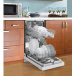 Danby Danby 18 White Built-In Dishwasher