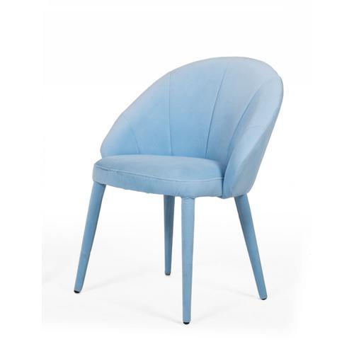 Modrest Sanders - Modern Blue Dining Chair