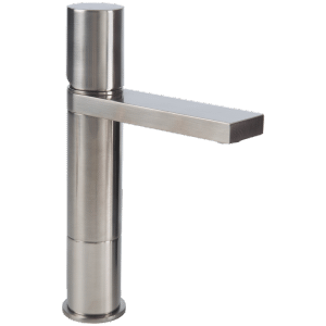 Otella Vessel Lav Faucet Medium Brushed Nickel Product Image