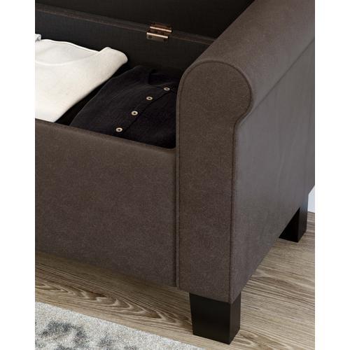 Signature Design By Ashley - Durbinleigh Storage Bench