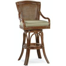 Windjammer Swivel Barstool