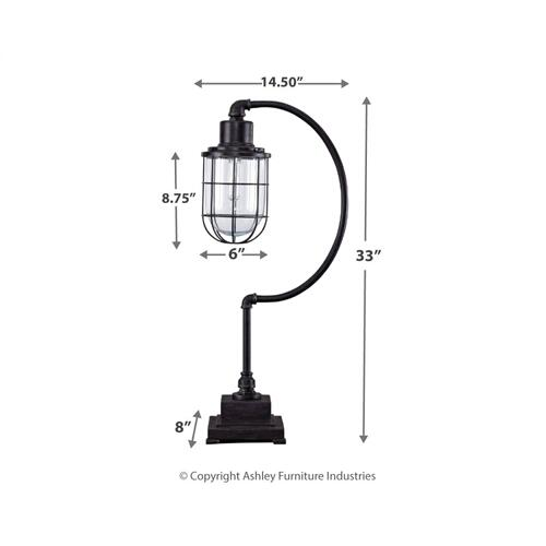 Signature Design By Ashley - Jae Desk Lamp