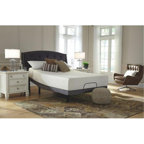 Chime 12 Inch Memory Foam King Mattress In A Box
