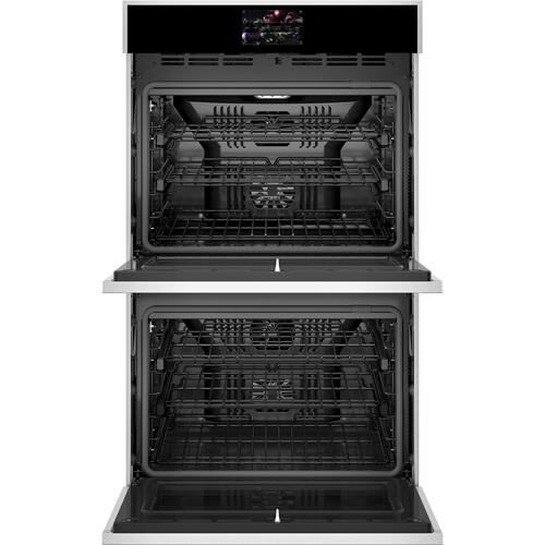 """Monogram 30"""" Smart Electric Convection Double Wall Oven Minimalist Collection - Coming Spring 2021"""