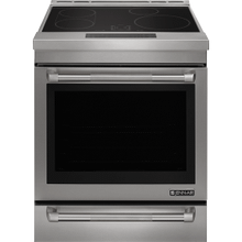 "Jenn-Air® 30"" Induction Range, Pro-Style® Stainless Handle"