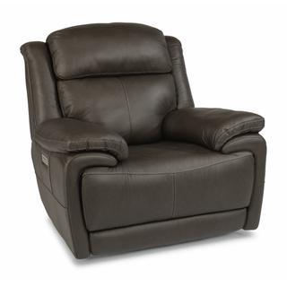See Details - Elijah Power Recliner with Power Headrest and Lumbar