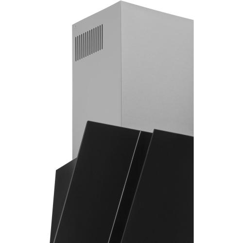 "30"" Slanted Chimney Vent"