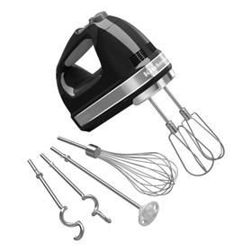 9-Speed Hand Mixer - Onyx Black