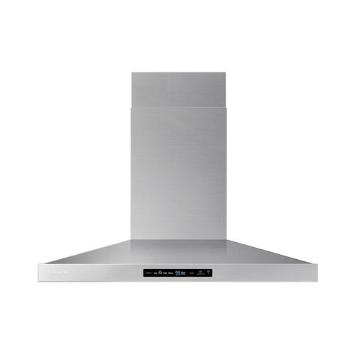 "36"" Wall Mount Hood in Stainless Steel"