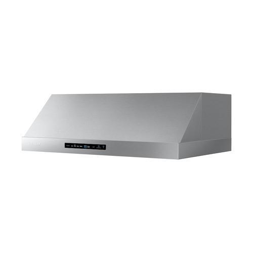 "Samsung - 30"" Under Cabinet Hood in Stainless Steel"