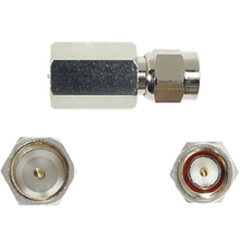 Connector FME-Male to SMA-Male