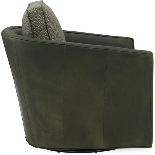 Bradington Young - Bradington Young Blair Swivel Tub Chair 302-25SW