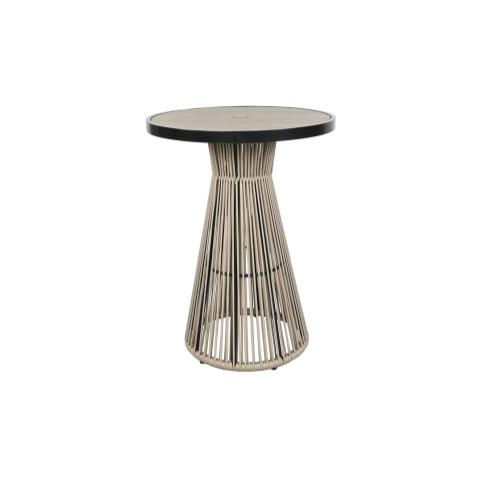 """Cove 32"""" Round Bar Table"""