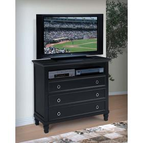 Tamarack TV Console black