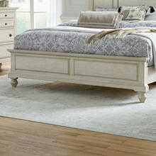 View Product - Queen Panel Footboard