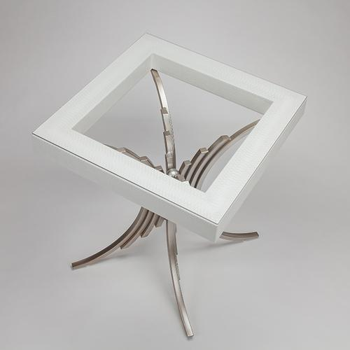 """Artmax - End Table 25x25x26"""""""