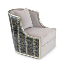 Ticinese Swivel Lounge Chair