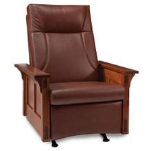 View Product - McCoy Rocker/Recliner, Fabric Cushions