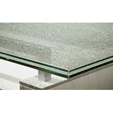 """See Details - Crackled 84"""" x 44"""" Large Dining Table Top"""