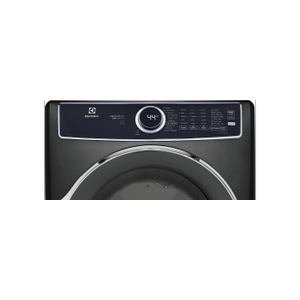 Electrolux - Electric 8.0 Cu. Ft. Front Load Dryer