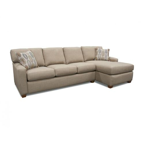 Capris Furniture - 546 SECTIONAL PIECES