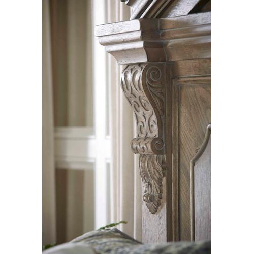 A.R.T. Furniture - Arch Salvage Queen Chambers Panel Bed