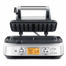 Waffle Makers the Smart Waffle Pro 2 Slice, Brushed Stainless Steel
