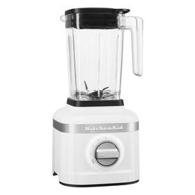 K150 3 Speed Ice Crushing Blender with 2 Personal Blender Jars - White