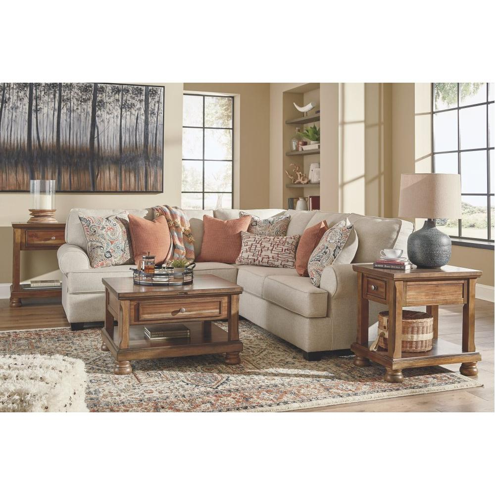 Amici 2-piece Sectional