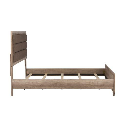 Liberty Furniture Industries - King California Uphosltered Bed