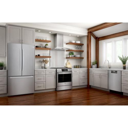800 Series Dishwasher 24'' Stainless steel SHEM78ZH5N