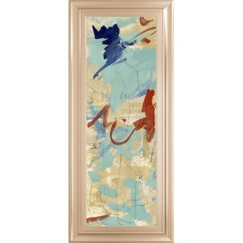 "Classy Art - ""Composition 4B"" By Melissa Wang Framed Print Wall Art"