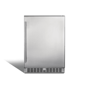 "SilhouetteNiagara 24"" Integrated All Refrigerator."