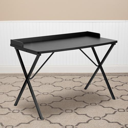 Flash Furniture - Black Computer Desk