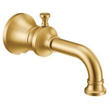 Colinet Brushed gold diverter spouts